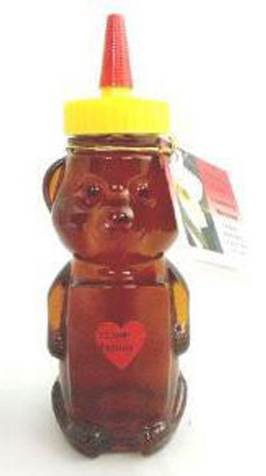 Honey Bear - Cranberry - 8  oz - 1 unit