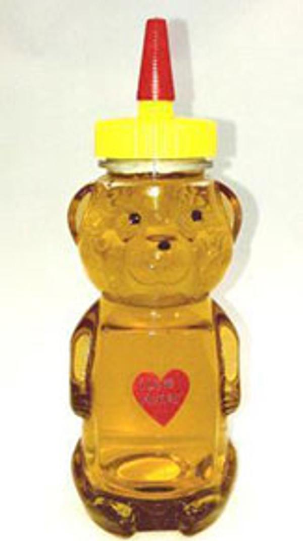 Honey Bear - Clover - 12 oz - 1 unit