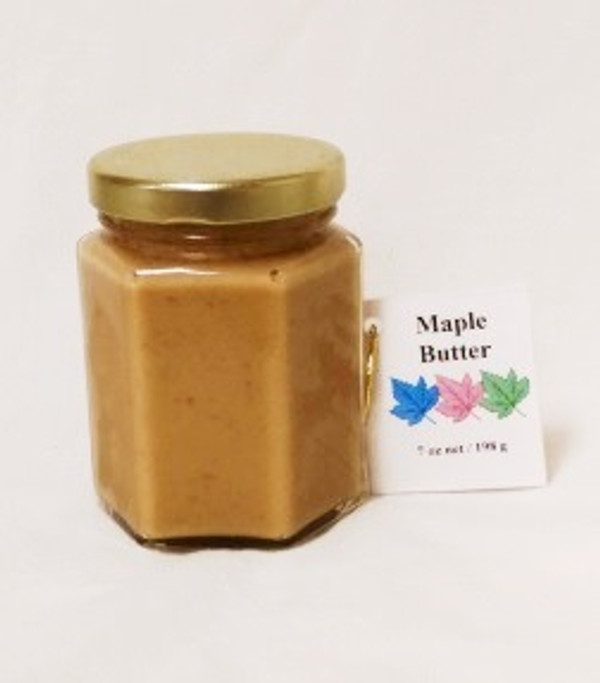 Maple Butter - 6 oz   - 1 Unit  Kosher