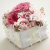Flower Jeweled Ring Box