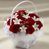 Baby Love Flower Girl Basket