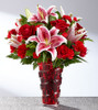 The FTD Lasting Romance Bouquet
