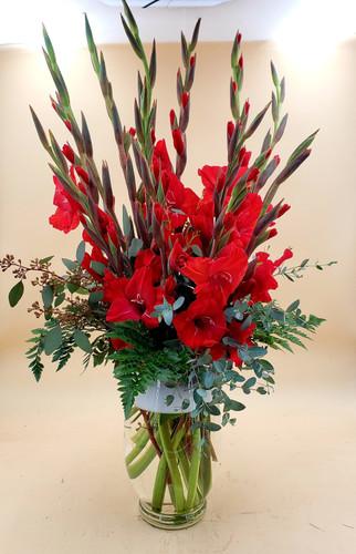 Glamorous Gladiola Bouquet
