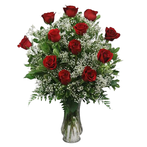Dozen roses, red roses, pink roses, yellow roses, lavender roses, multi colored roses