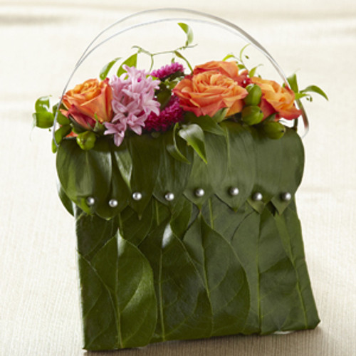 Notions Floral Purse