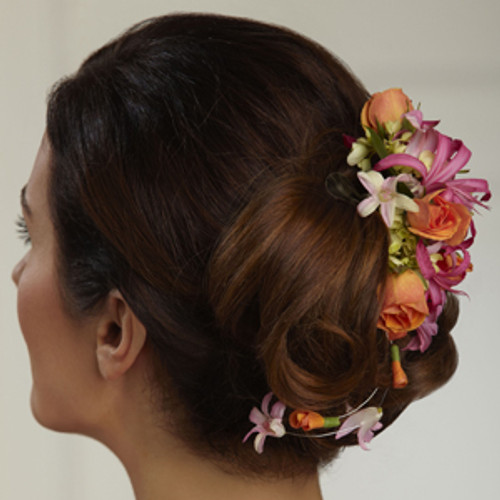 Flowers-N-Frills Hair Décor