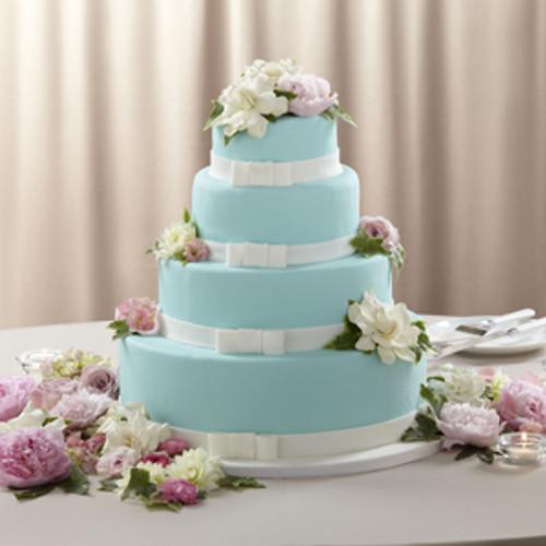 Infinite Love Cake Décor