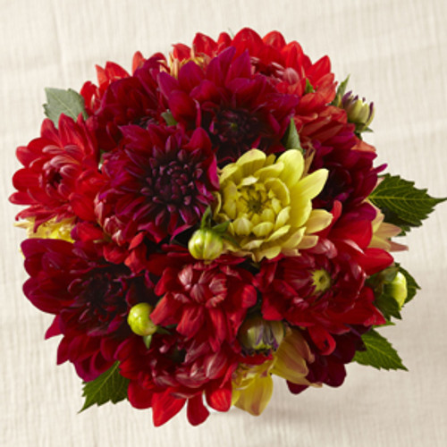 Sublime Garden Bouquet