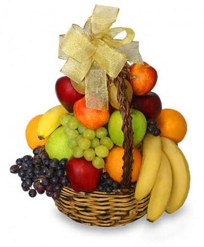 Classic Fruit Basket - WO