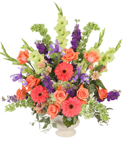 Bright and Beautiful Funeral