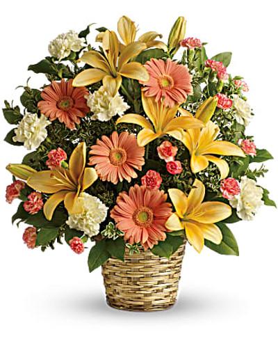 Soft Sentiment Bouquet