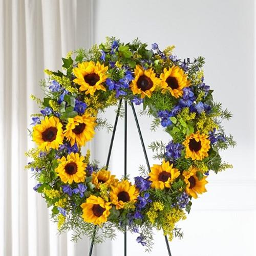 Bright Rays™ Wreath