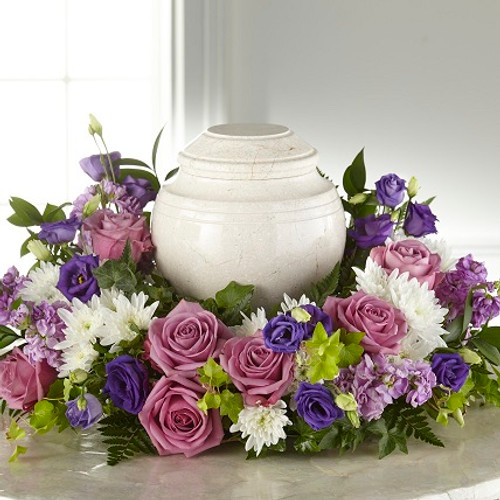 Blooming Sympathy™ Cremation Adornment
