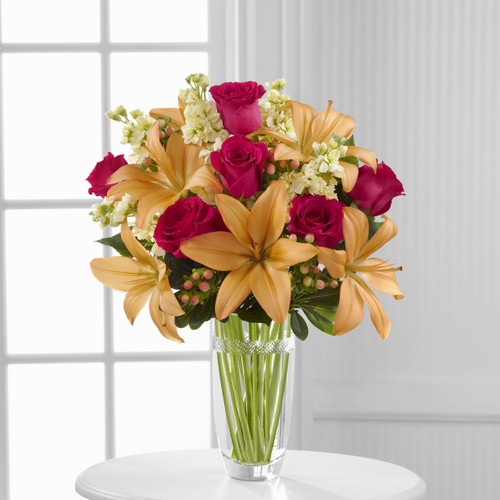 Luxe Looks Bouquet by Vera Wang