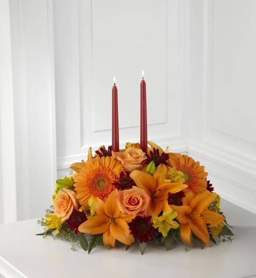 Bright Autumn Centerpiece