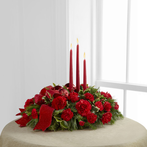 Lights of Season Centerpiece