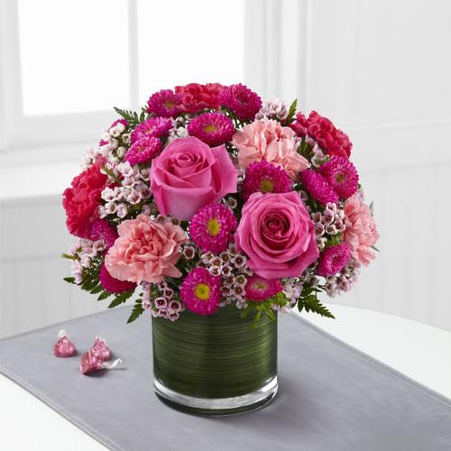Pink Pursuits Bouquet