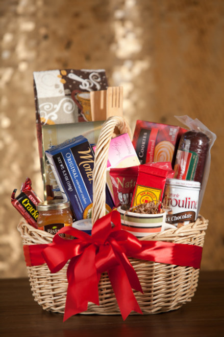 Gourmet Delight Basket