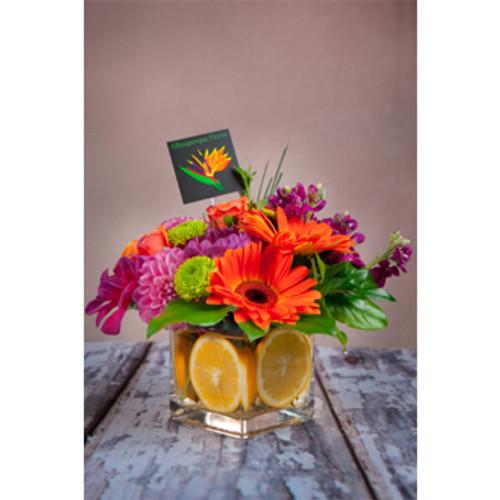 Orange You Special Bouquet