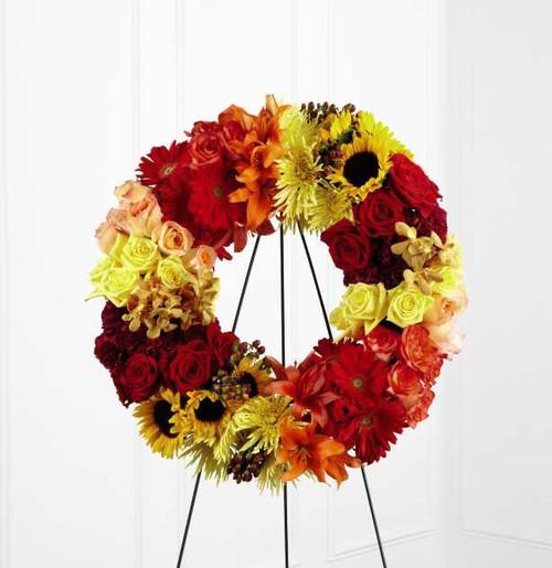 Rural Beauty Wreath
