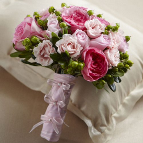 Pink Profusion Bouquet
