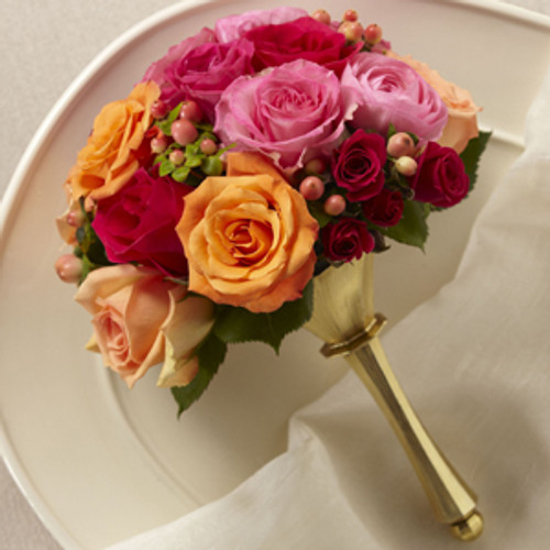 Bright Promise bridal bouquet