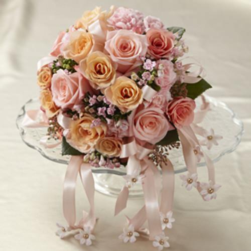 Sweet Peach Bouquet
