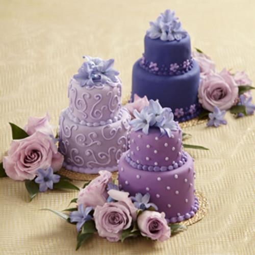 Veronica Mini Cake Décor