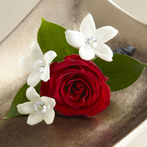Poetry Boutonniere