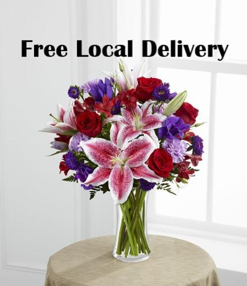 Stunning Beauty Bouquet  - Local
