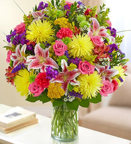 Bright Beautiful Arrangement