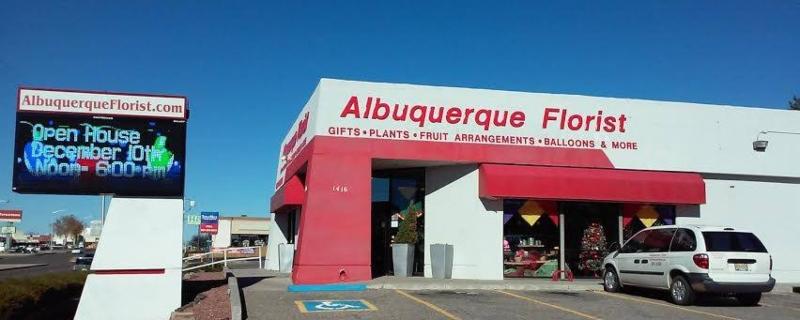 Our previous location at 1416 Juan Tabo NE in Albuquerque