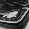 Black Watch Box - Stitched - Close Up | Panatime.com