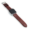 Auburn | Vintage Leather Watch Band for Apple Watch | Panatime.com