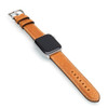 Golden | Vintage Leather Watch Band for Apple Watch | Panatime.com
