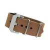Moss Loco Horse Panerai Style Vintage Leather One-Piece Watch Strap | Panatime.com