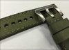 """24mm Gunny Straps """"Caitlin 7"""" - Genuine Vintage Leather Watch Strap for Panerai 