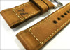 "24mm Gunny Straps Historic ""74"" - Genuine Vintage Leather Watch Strap for Panerai   Panatime.com"