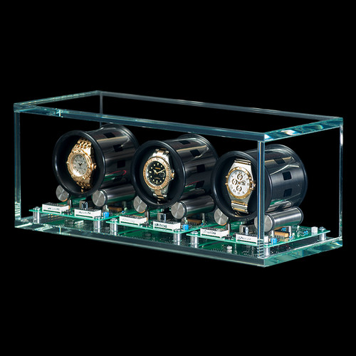 Orbita Tourbillon | 3 Watch Winder | Panatime.com
