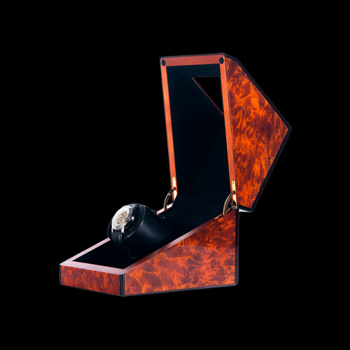 Orbita Burl Siena | 1 Watch Winder | Panatime.com