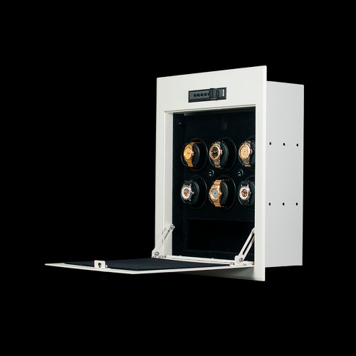 Orbita Wallsafe 6 Watch Winder | Panatime.com