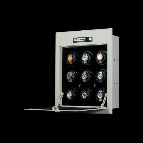 Orbita Wallsafe | 9 Watch Winders | Panatime.com