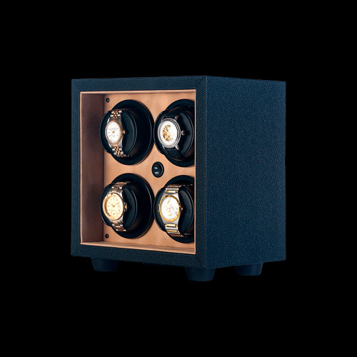 Orbita Insafe, Creme Trim | 4 Watch Winder | Panatime.com