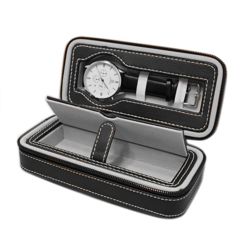 Black Watch Box - Stitched | Panatime.com
