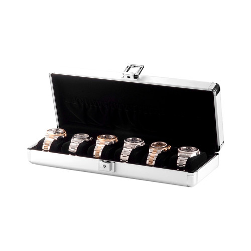 Orbita Lugano 6 Watch Case - Open | Panatime.com