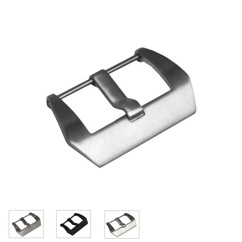 20mm Pre-v Buckle with Screw-In Attachment - Main Image | Panatime.com