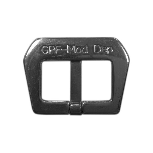22mm GPF MOD - Sew In Buckle for Strap Makers | Panatime.com