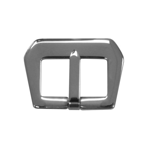 22mm Polished GPF MOD - Sew In Buckle for Strap Makers | Panatime.com