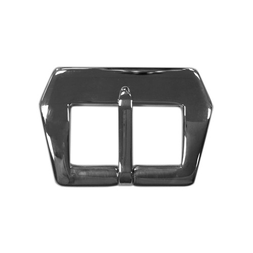 24mm Polished Pre-v - Sew In Buckle for Strap Makers | Panatime.com