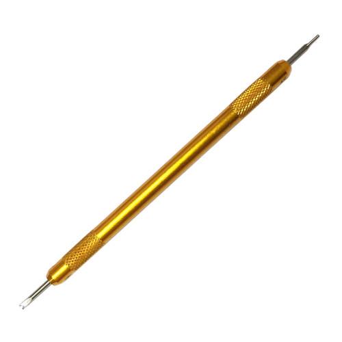 Gold-Tone Spring Bar Tool | Panatime.com